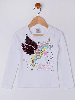 Blusa-Manga-Longa-Infantil-para-Menina---Branco