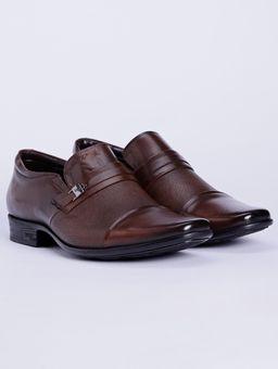 Sapato-Casual-Masculino-Marrom-preto-38