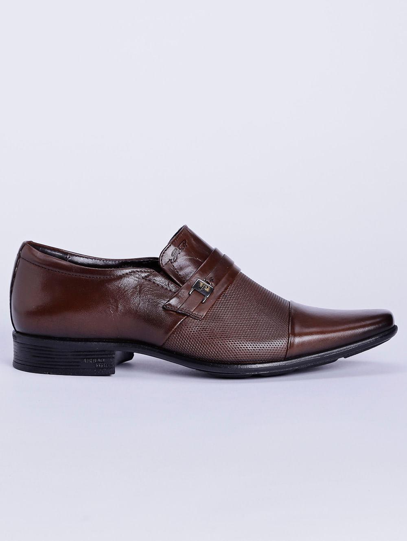 6f1df8647a Sapato Casual Masculino Marrom/preto - Lojas Pompeia