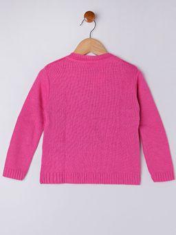 Blusao-Tricot-Infantil-Para-Menina---Rosa-Pink-1