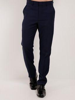 Calca-Social-Masculina-Azul-Marinho-38