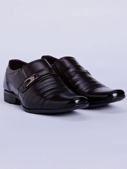 Sapato-Casual-Masculino-Eletron-Marrom-37