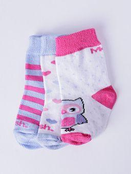 Kit-com-03-Meias-Infantil-Para-Bebe---Branco-azul-16-21