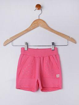 Short-Moletom-Infantil-Para-Menina---Rosa-1