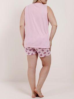 Pijama-Curto-Plus-Size-Feminino-Rosa-G2