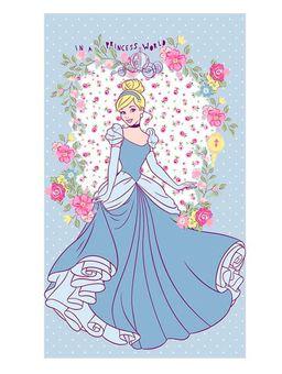 Toalha-de-Banho-Disney-Infantil-Santista-Azul-branco