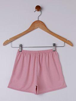 Pijama-Curto-Juvenil-Para-Menina---Bege-salmao-16