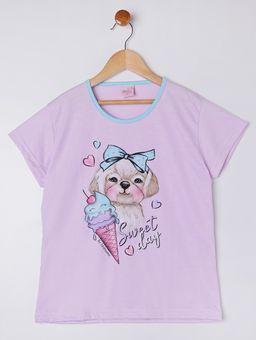Pijama-Curto-Juvenil-Para-Menina---Lilas-azul-16