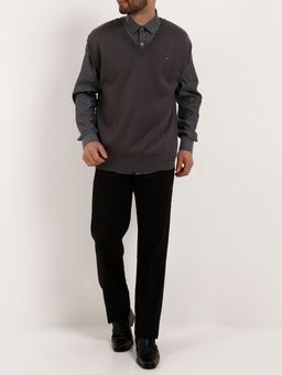 Camisa-Manga-Longa-Masculina-Bivik-Cinza-2