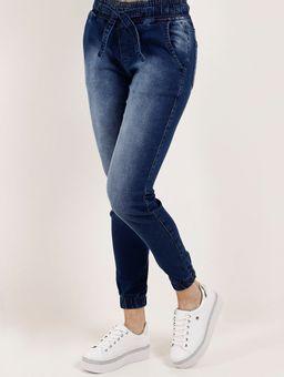 Calca-Jeans-Jogger-Feminina-Mokkai-Azul