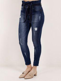 Calca-Jeans-Clochard-Feminina-Pisom-Azul