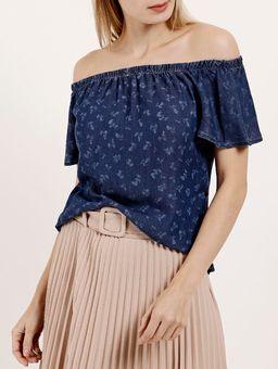 Blusa-Jeans-Manga-Curta-Ciganinha-Feminna-Azul-P
