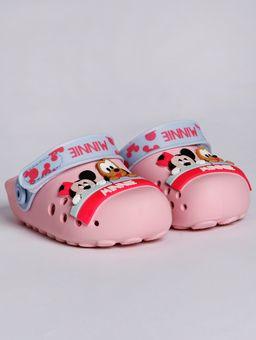 Chinelo-Babuche-Disney-Infantil-Para-Bebe-Menina---Rosa-azul-19