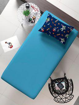 Jogo-de-Lencol-Solteiro-Simples-Toy-Story-Azul