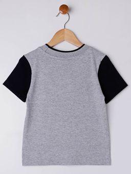 -Camiseta-Manga-Curta-Infantil-Para-Menino---Cinza-6