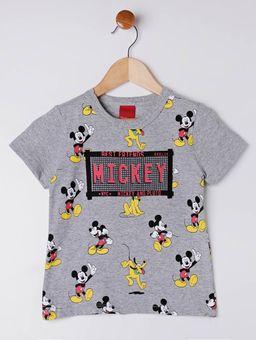 Camiseta-Manga-Curta-Disney-Infantil-Para-Menino---Cinza-1