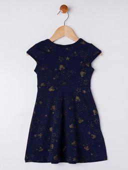 Vestido-Disney-Infantil-Para-Menina---Azul-Marinho-1