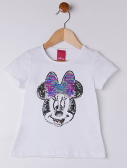 Blusa-Manga-Curta-Disney-Infantil-Para-Menina---Branco-6