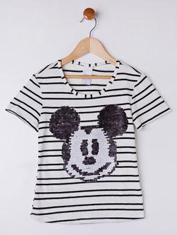 Blusa-Manga-Curta-Disney-Juvenil-para-Menina---Branco