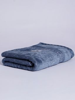 Toalha-de-Rosto-Artex-Madras-Azul