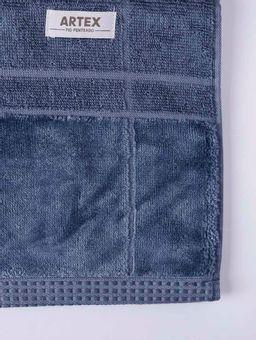 Toalha-de-Rosto-Artex-Azul-Marinho