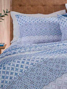 Jogo-de-Lencol-Casal-Duplo-Corttex-Azul
