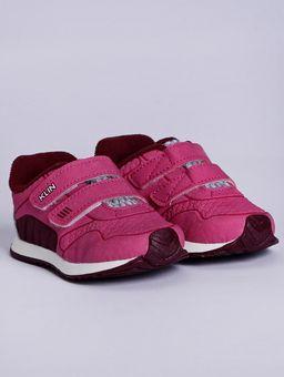 Tenis-Klin-Infantil-Bebe-Para-Menina---Rosa-16