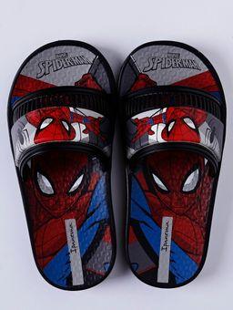 Chinelo-Slide-Homem-Aranha-Infantil-Para-Menino---Preto-25