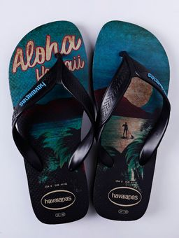 Chinelo-Masculino-Havaianas-Surf-Preto-azul-37-38