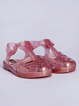 Sandalia-Barbie-Glitz-Infantil-para-Menina---Rosa