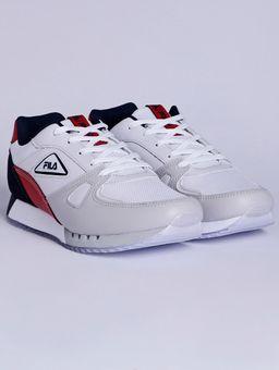 Tenis-Esportivo-Masculino-Fila-F-Blazer-Branco-vermelho-azul-Marinho-38