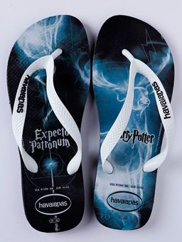Chinelo-Masculino-Havaianas-Harry-Potter-Azul-branco-37-38