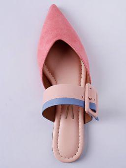 Mule-Feminina-Vizzano-Coral-azul