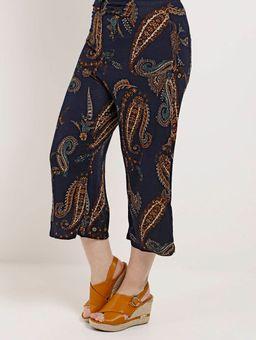 Calca-Pantacourt-Plus-Size-Feminina-Autentique-Azul-Marinho-G2