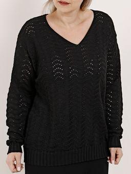Z-\Ecommerce\ECOMM\FINALIZADAS\Feminino\117539-blusa-tricot-plus-joinha-nervuras-preto