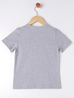 Camiseta-Manga-Curta-Disney-Infantil-Para-Menino---Cinza-6