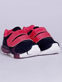 Tenis-Kidy-Infantil-Para-Bebe-Menina---Azul-Marinho-rosa-Pink-23