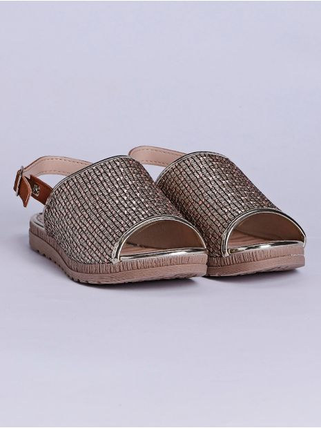 Sandalia-Infantil-para-Menina---Dourado