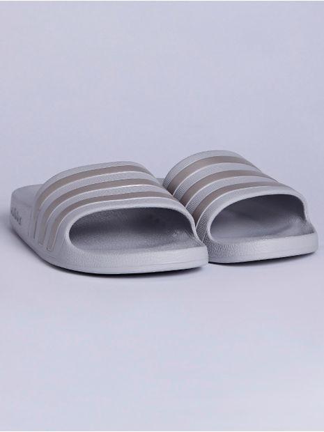 Chinelo-Slide-Feminino-Adidas-Adilette-Aqua-Cinza-38-39