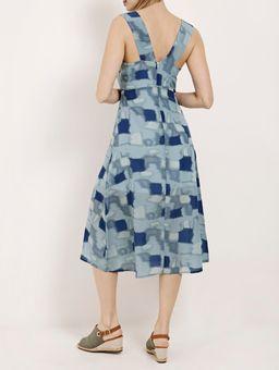 Vestido-Midi-Feminino-Pacific-Blue-Azul-P