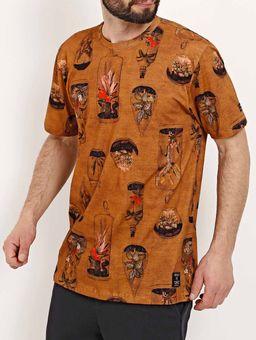 Camiseta-Manga-Curta-Masculina-Caramelo-P