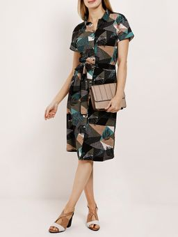 Vestido-Midi-Feminino-Preto-verde