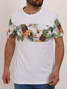 Camiseta-Manga-Curta-Masculina-Federal-Art-Branco-P