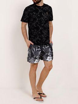 Camiseta-Manga-Curta-Masculina-Preto-P
