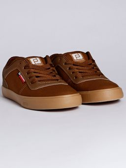 Tenis-Casual-Masculino-Freeday-Solid-Eco-Caramelo-44
