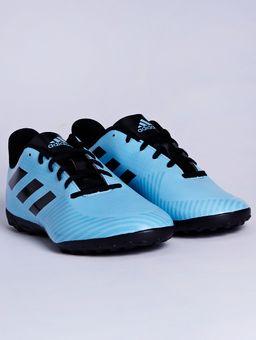 Chuteira-Masculina-Society-Adidas-Artilheira-III-Azul