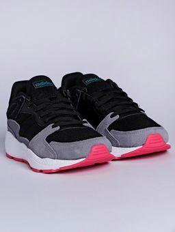 Tenis-Esportivo-Feminino-Adidas-Chaos-Preto-rosa-34