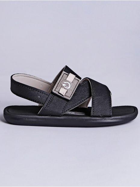 Sandalia-Cartago-Mali-XI-Infantil-para-Menino---Preto-cinza