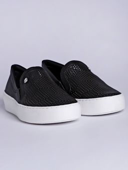 Slip-On-Feminino-Bottero-Preto