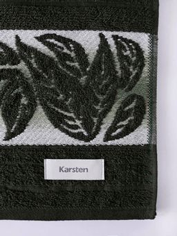 Toalha-de-Banho-Karsten-Lins-Verde-Escuro